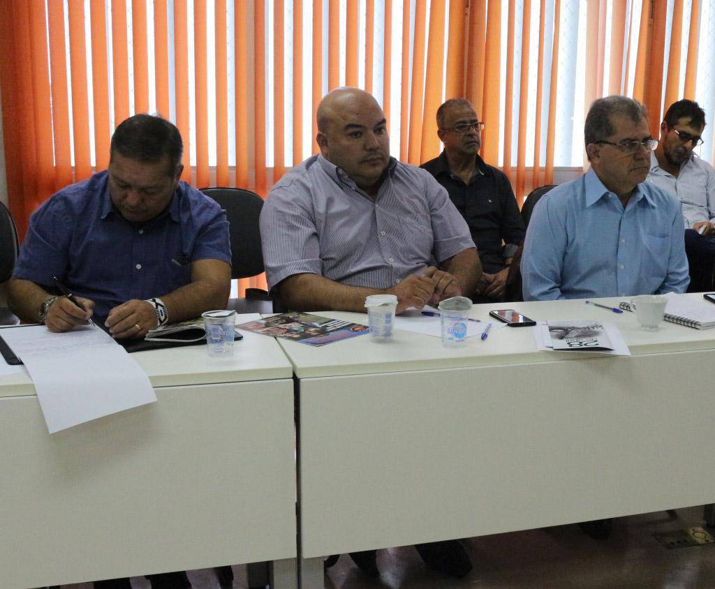 CSB presente na reunião das centrais sindicais que decidiu a Greve Nacional