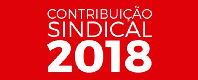 Sindicato orienta empresas para recolher a contribuição sindical de 2018